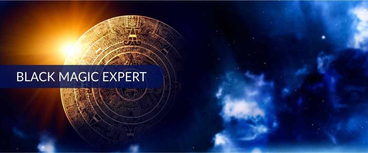 Black magic expert