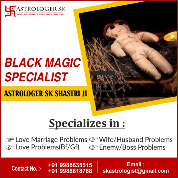 Black Magic for wife