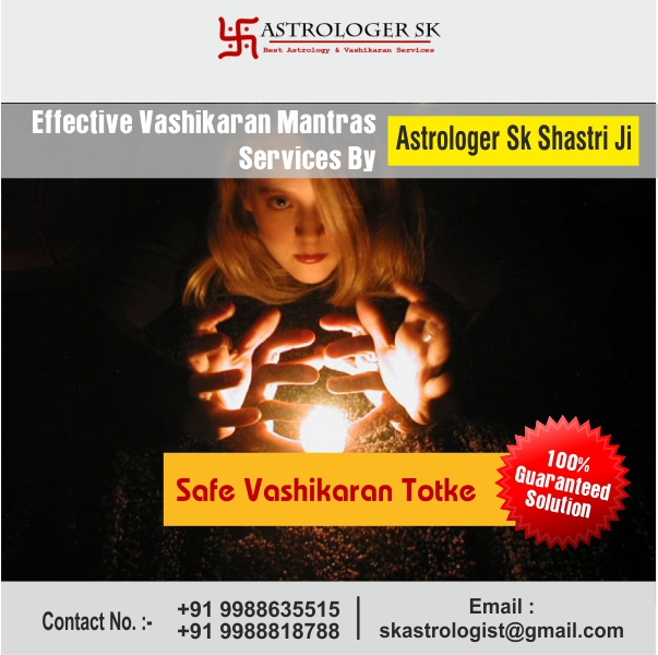 Get Ex-Girlfriend Back by Vashikaran